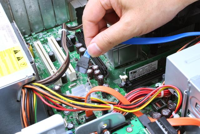 コンピューターの修理