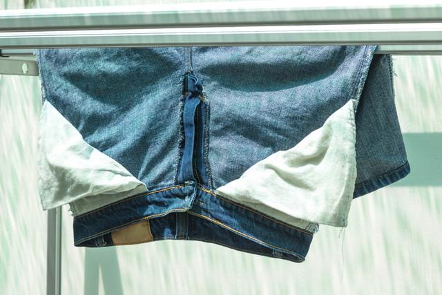 ズボンの干し方!室内でも早く乾かすコツ \u2013 シュフーズ