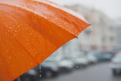 撥水効果が高い傘