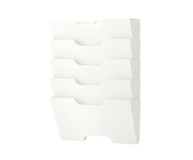 IKEA(イケア) KVISSLE 40198018 ウォール 新聞ラック
