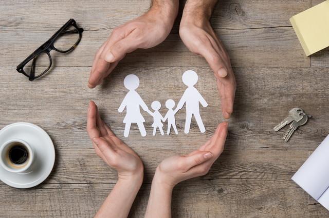 家族の保険