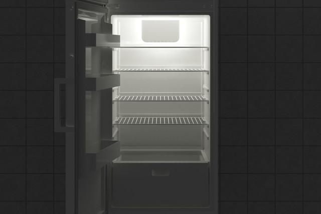 寿命を迎えた冷蔵庫