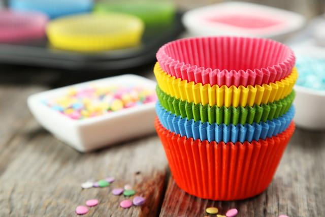 カップケーキの型