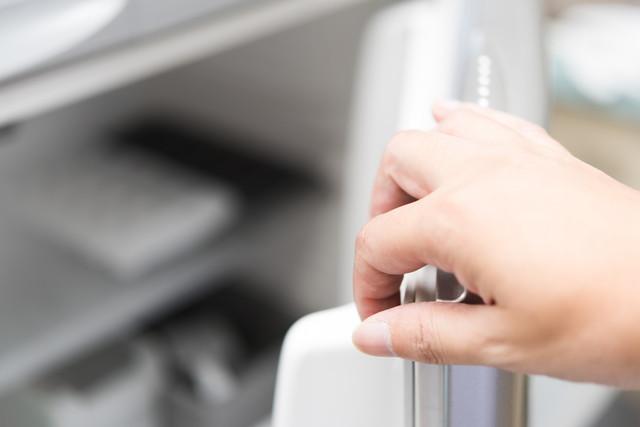 冷蔵庫のパッキン