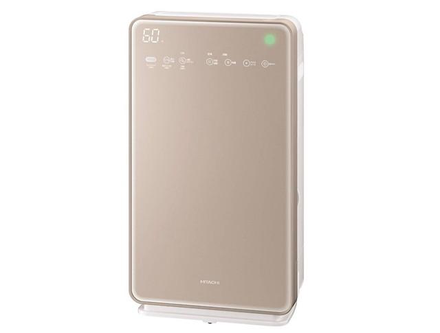 日立 加湿空気清浄機 ~42畳 自動おそうじ機能付き PM2.5対応 ニオイ脱臭 EP-MVG90 N