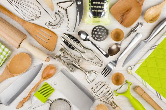 キッチン周りの道具