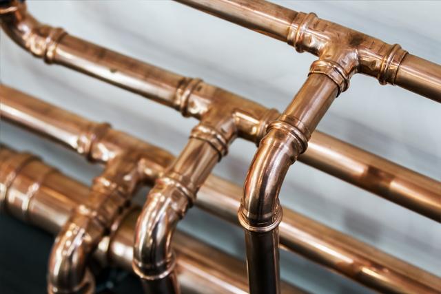 金属製ガス管