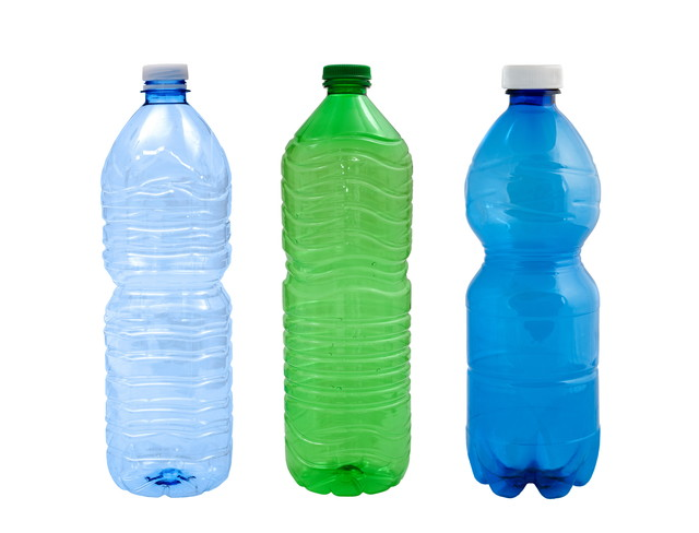 3種類のペットボトル