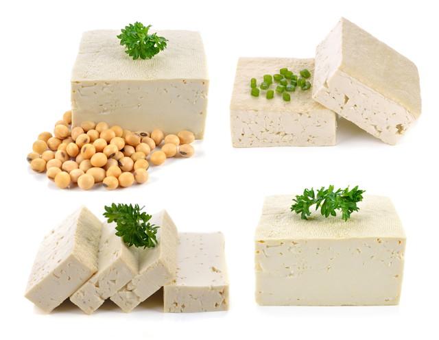 たくさんの豆腐