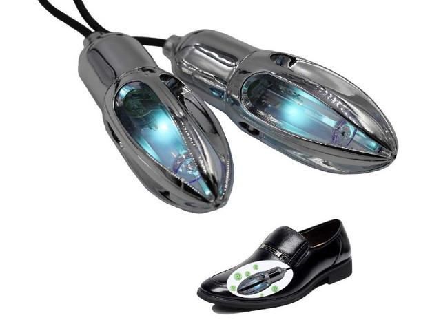 Ayaprak靴滅菌器 UV紫外線・オゾン 二重滅菌 多機能 乾燥・暖かい靴・消毒・脱臭
