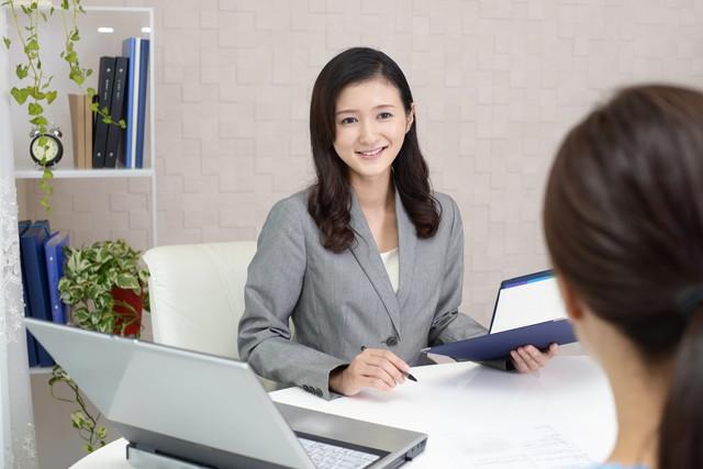 女性ビジネスマン