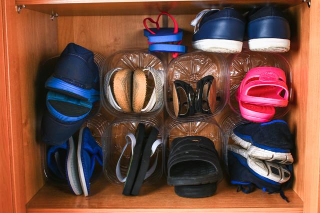 靴箱アイデア