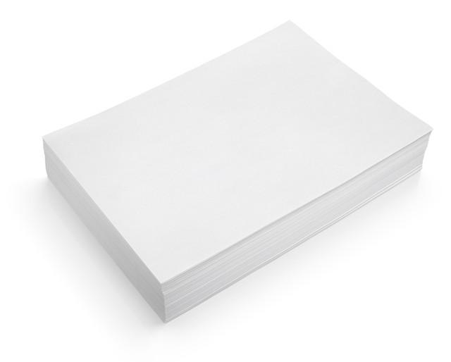 コピー用紙の束