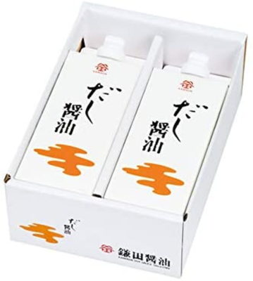 鎌田醤油 だし醤油