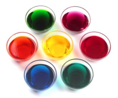 7色の食紅