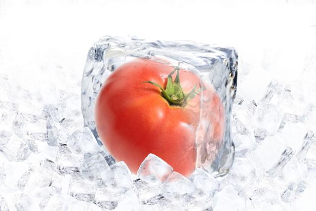 トマト 冷凍