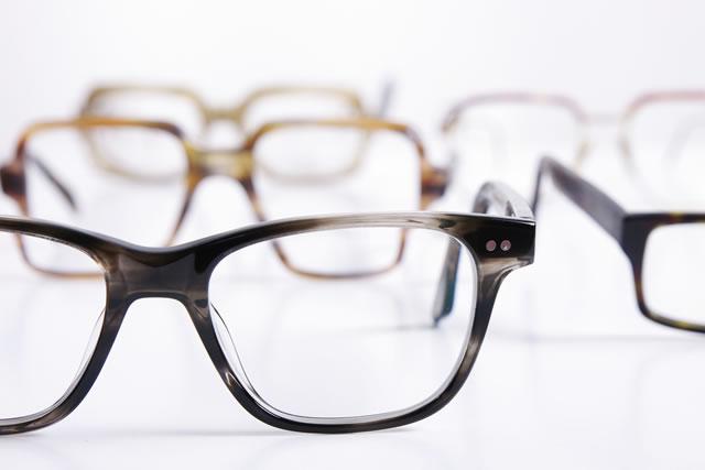 眼鏡 処分