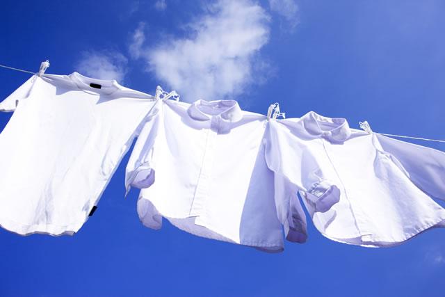 洗濯物が乾くまでの時間