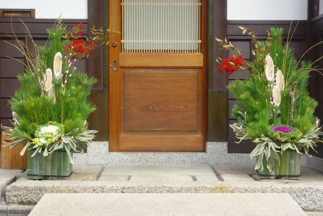 門松の正しい飾り方