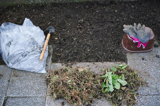 草むしり道具