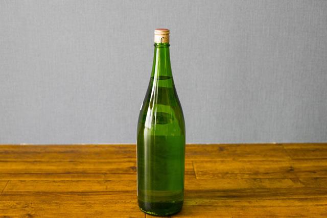 日本酒一升瓶