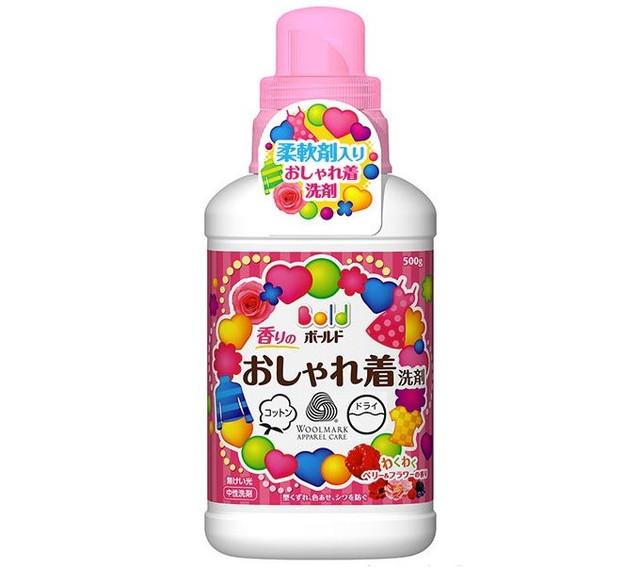 P&G 「ボールド」 香りのおしゃれ着洗剤