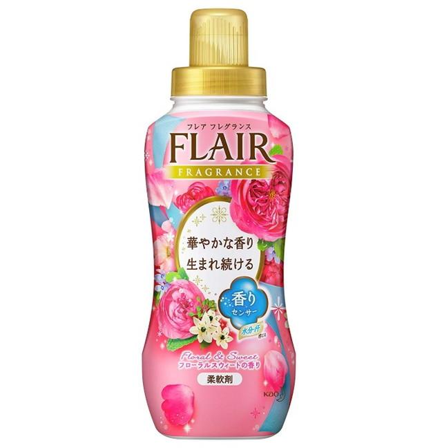 フレアフレグランス 柔軟剤 フローラル&スウィートの香り