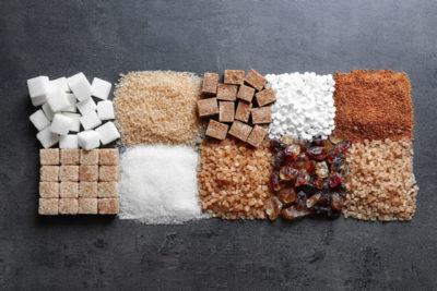 グラニュー糖の代用品