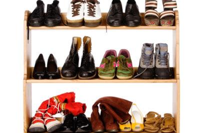 玄関の靴の収納アイデア