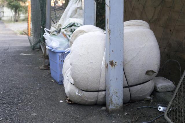 ゴミ置場 粗大ゴミ
