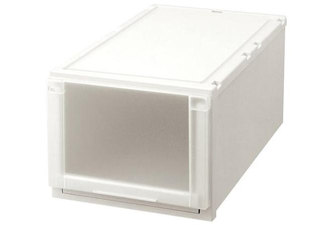 天馬 収納ボックス 衣類用 フィッツユニットケース
