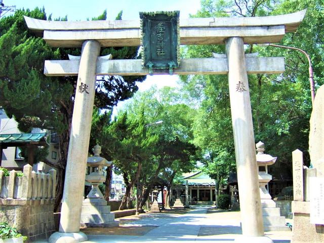 野里住吉神社(のざとすみよしじんしゃ)