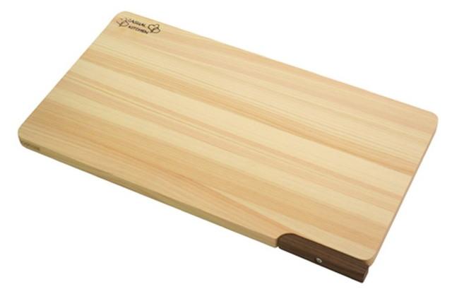 ダイワ産業 まな板 木製 ひのき 食洗機対応