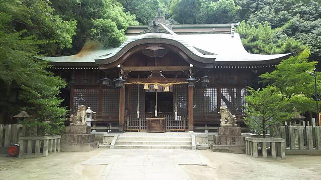 垂水神社(たるみじんじゃ)