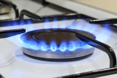 ガスコンロの使用に必須なガス