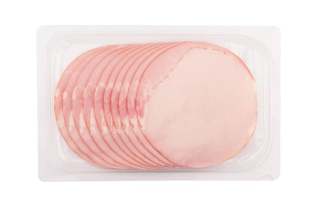 スモーク豚フィレ肉の包装