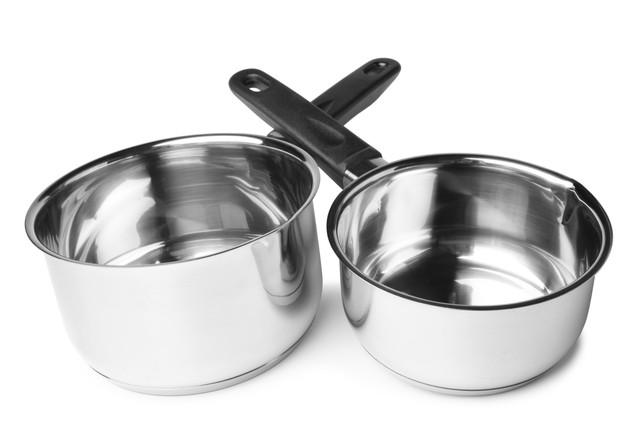 ステンレススチール製鍋