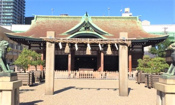 今宮戎神社(いまみやえびすじんじゃ)