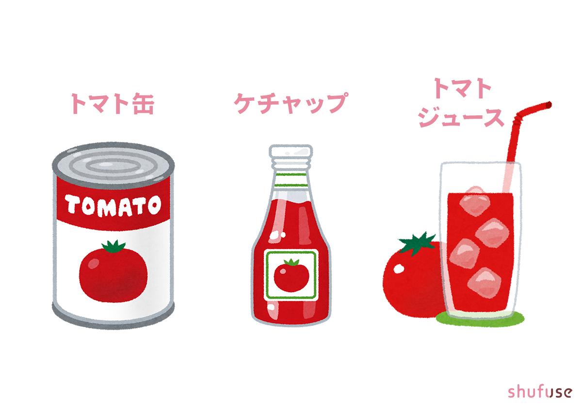 トマトピューレの代用品