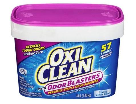 オキシクリーン デオドラントパワー 酸素系漂白剤 シミ抜き 消臭 アメリカ