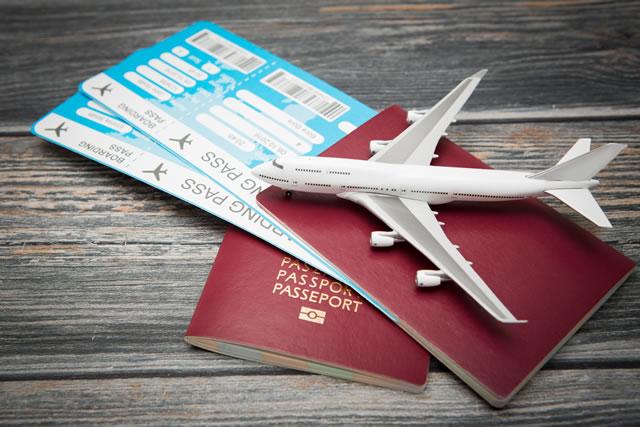 旅行券イメージ