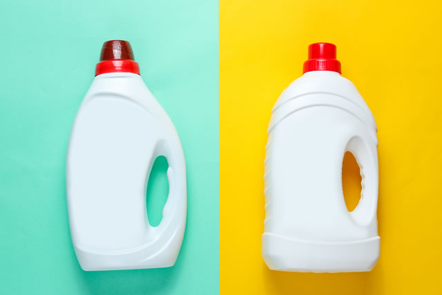 洗剤2種のイメージ