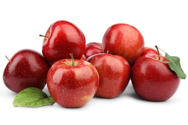 ツヤツヤのりんご