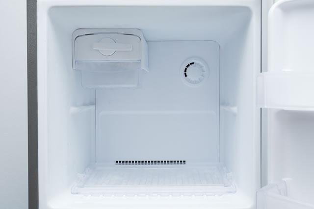 冷凍庫の中イメージ