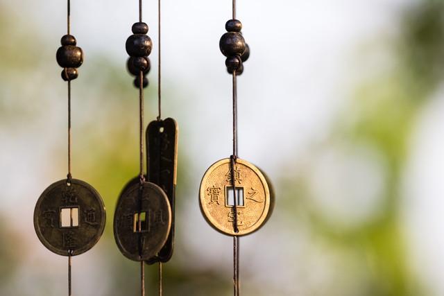 中国のコインチャイム