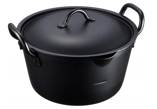 サミット工業 IHたっぷり深型揚げ鍋
