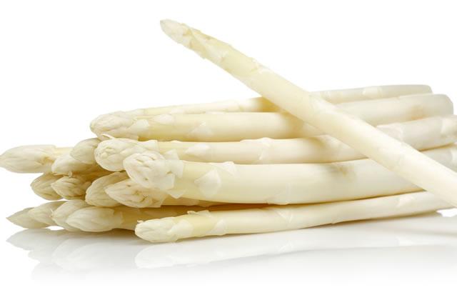 ホワイトアスパラガス