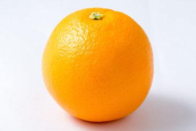 オレンジまるごと一個