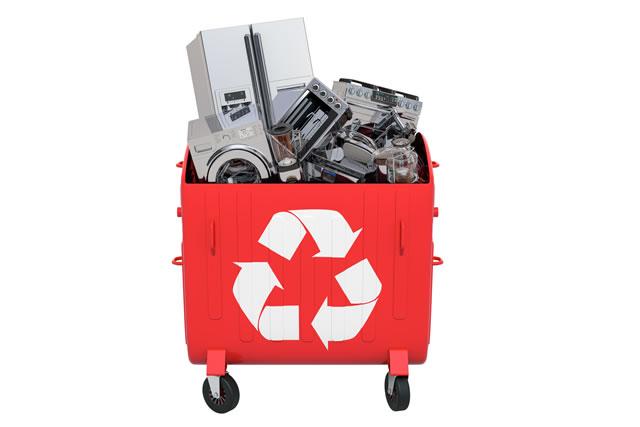 家電とリサイクルBOX