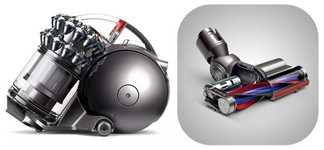Dyson サイクロン式掃除機 ダイソンボールモーターヘッドプラス